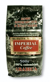"Кофе растворимый ""100% Columbian Arabica"" Aristocrat"